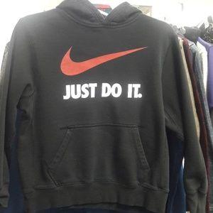 Boys sz Med NIKE hoodie